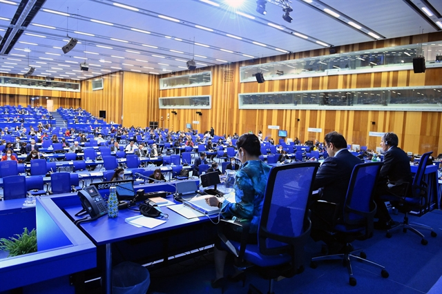 Việt Nam becomes member of IAEA Board of Governors