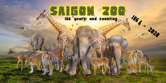 SàiGòn Zoo askscity for financial support