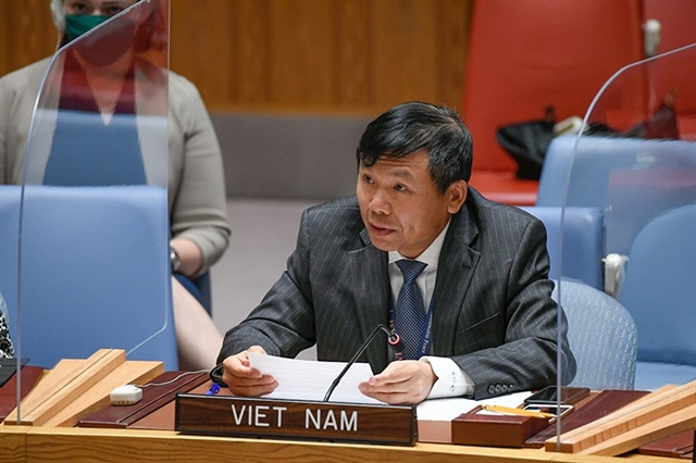 Việt Nam backs non-proliferation disarmament of nuclear weapons: ambassador