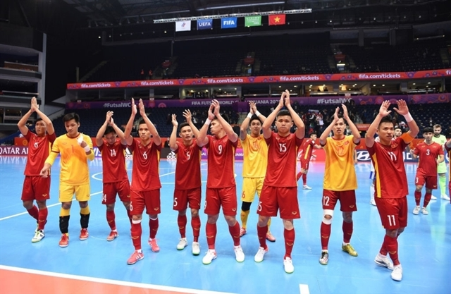 World Cup success helps lift futsal to new heights