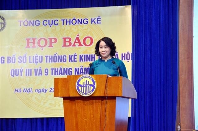 Việt Nams third quarter GDP down 6.17 per cent: largest quarterly decline since 2000