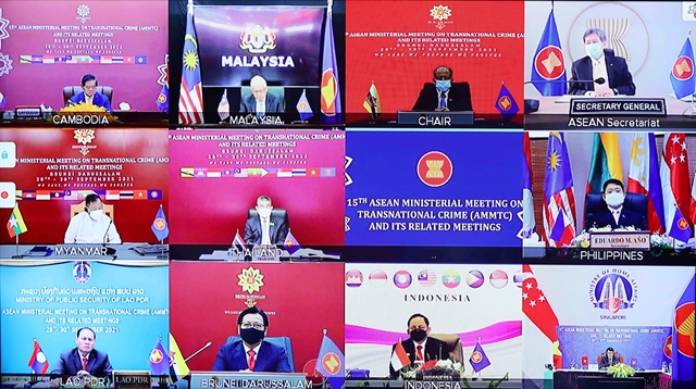 Việt Nam proposes ASEAN information exchange to fight transnational crimes