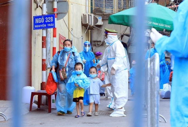 Việt Nam reports record high number of COVID-19 cases as total tops half a million
