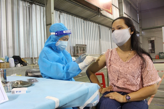 HCM City toannounce officialdecision soon on social distancing regulations speeds up vaccination pace
