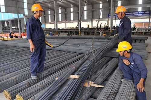 Việt Nam's steel sales increase due to exports