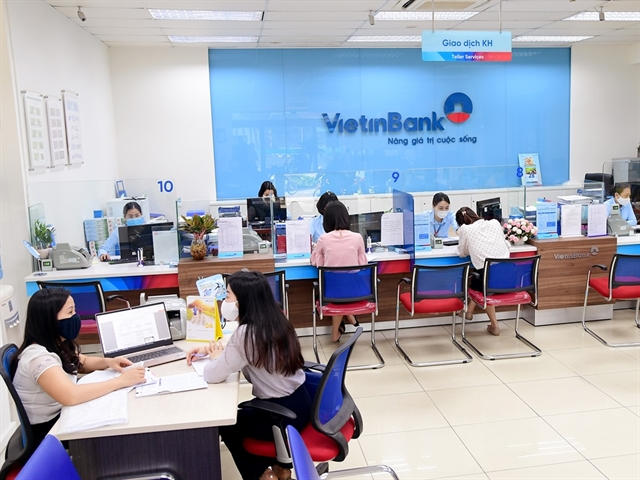 Bank stocks decline sharply during pandemic