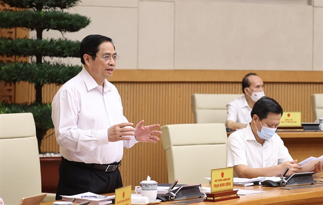 PM asks ministries and localities to prepare post-pandemic economic recovery plans