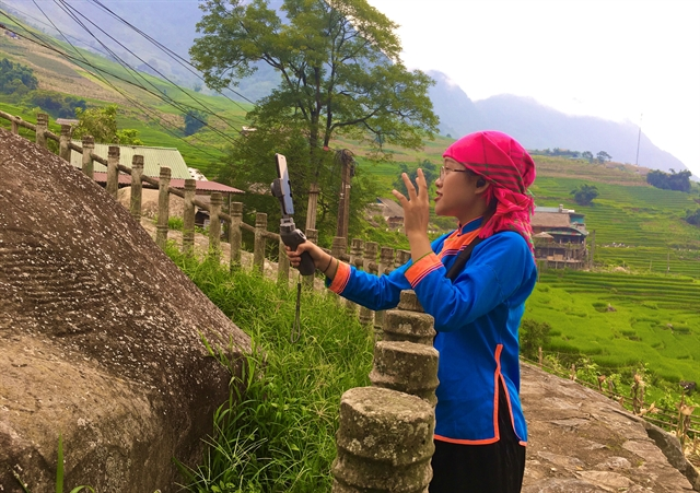 Online tours take people to another Sa Pa