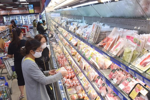 Vietnamese households to spend more on food