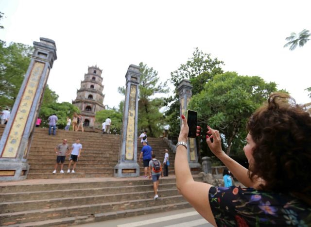 Literature tourism could be just write for Huế