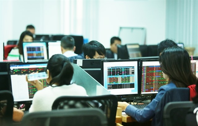 VN stocks remain upbeat rally extends for 5th day