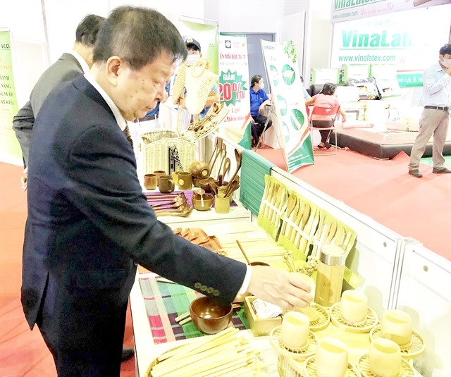 VN bamboo industry has huge growth potential