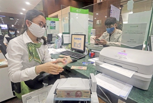 VN stocks rebound focus switches to banking securities firms
