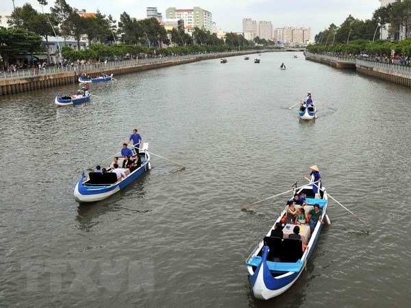 HCM City aims to reduce water pollution by 90 per cent