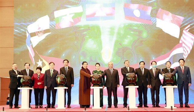 41st ASEAN Inter-Parliamentary Assembly website mobile app identity programme launched