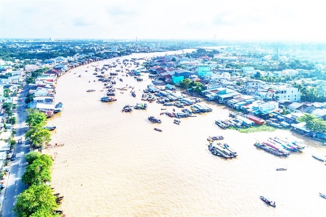 Mekong Delta needs 16.5b over 5 years to foster sustainable development