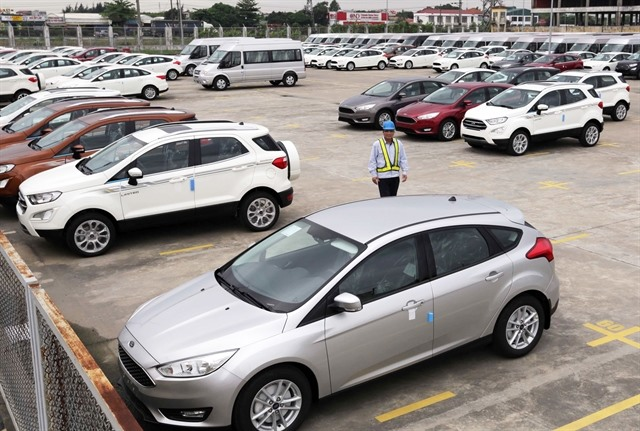 Automobile firms report sales growth in March