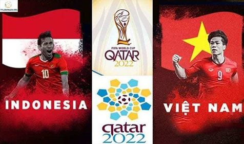 World Cup qualifiers: Indonesia vs Viet Nam