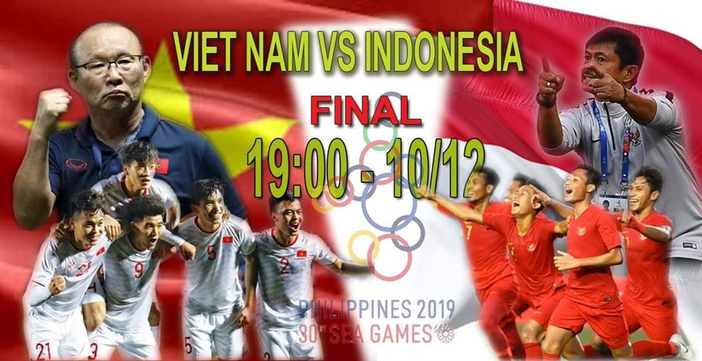 SEA Games mens football final: Viet Nam-Indonesia live blog