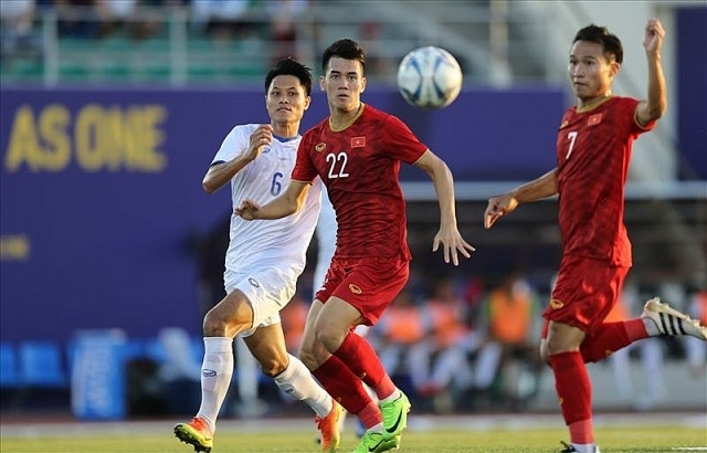 SEA Games mens football: Viet Nam-Thailand live blog