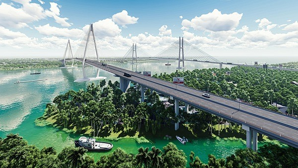 Construction of Mỹ Thuận Bridge 2 to begin by early 2020