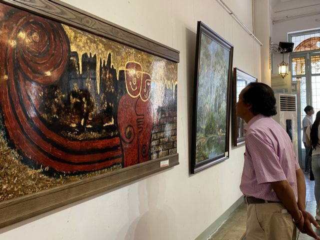 City artists to welcome spring with new works