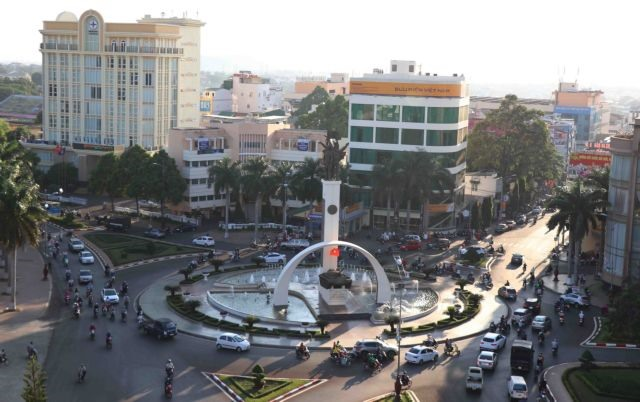Buôn Ma Thuột to become hub inCentral Highlands