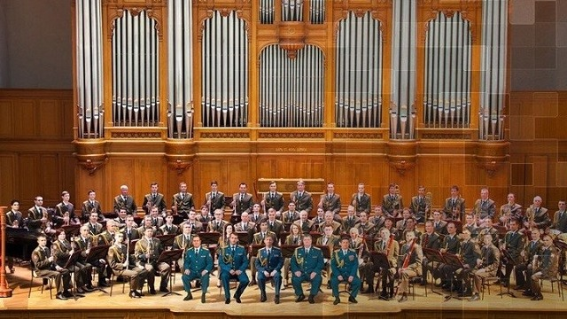 Russian military band to perform in Hà Nội and Quảng Ninh
