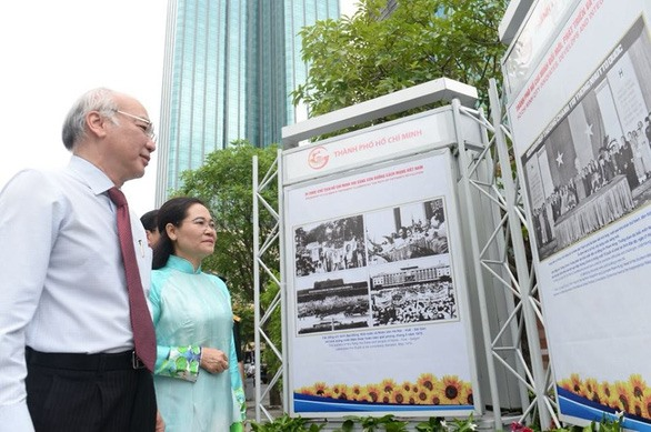 HCM City celebrates big Day