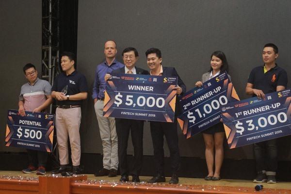 Payment start-up wins Fintech competition