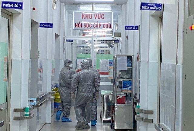 Coronavirus cases reported in HCM City
