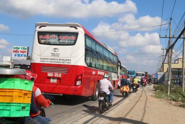 Traffic accidents kills 133 injures174 during Tết