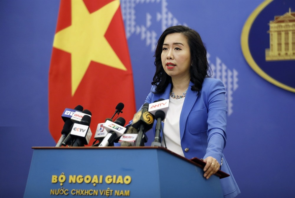 Việt Nam wants resumption of talks on South China Sea code