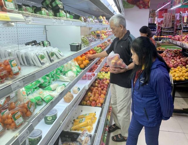 Industry and trade sector to ensure enough goods for Tết
