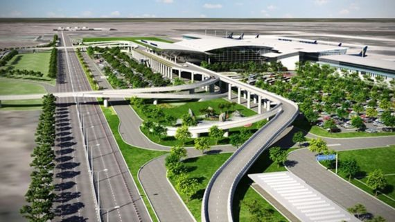 Government formally approves Long Thành international airport