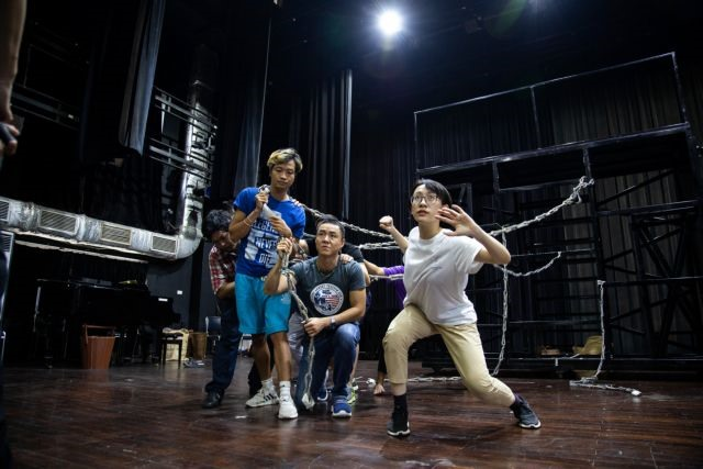 Director brings Les Miserables to stage in HàNội