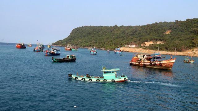 Kiên Giang fishing aquaculture output rises sharply