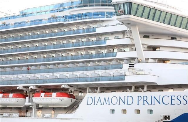 Vietnamese staff serving tourists on Diamond Princess cruise ship clear from coronavirus