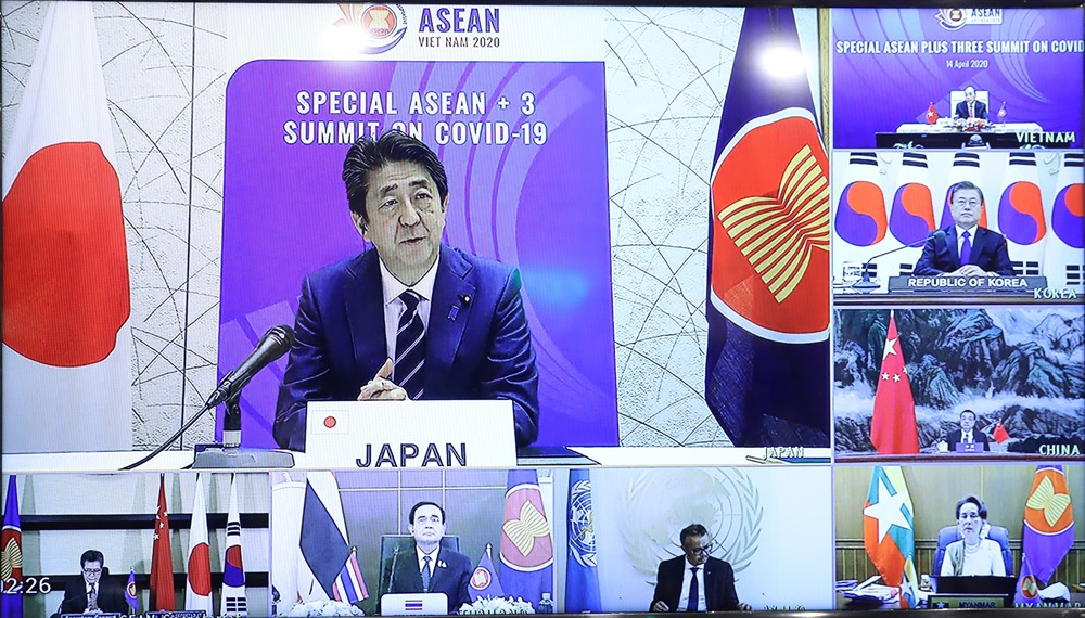 ASEAN3 countries adopt joint statement on COVID-19