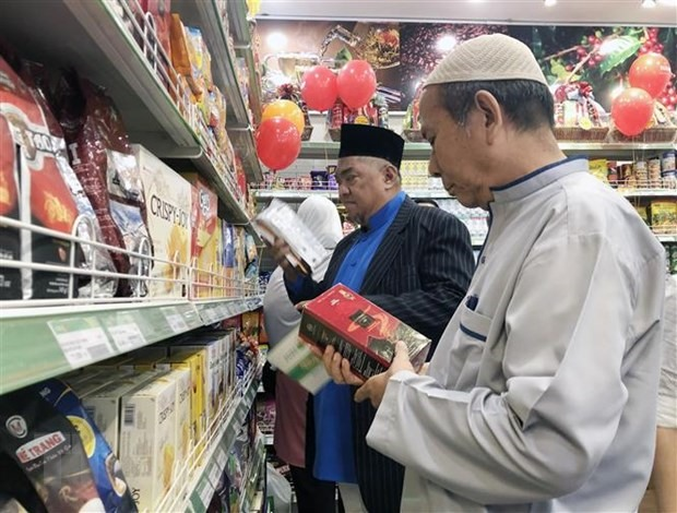 Việt Nam urged to tap global supply chain for halal products