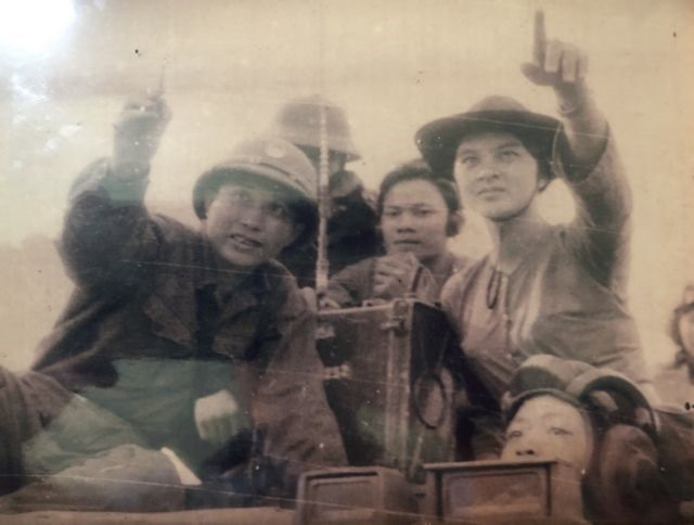 Young volunteer who led the way for Vietnamese troops on road to liberation of Sài Gòn