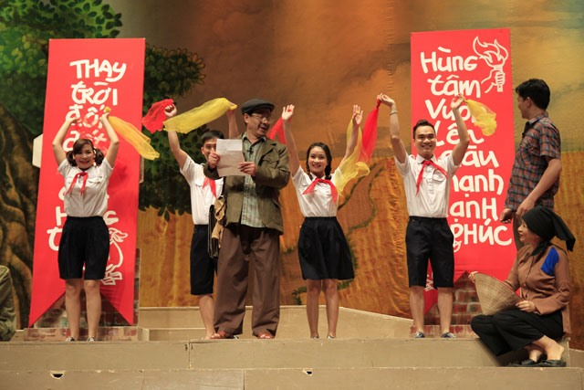 Lưu Quang Vũs drama marks return of cultural events