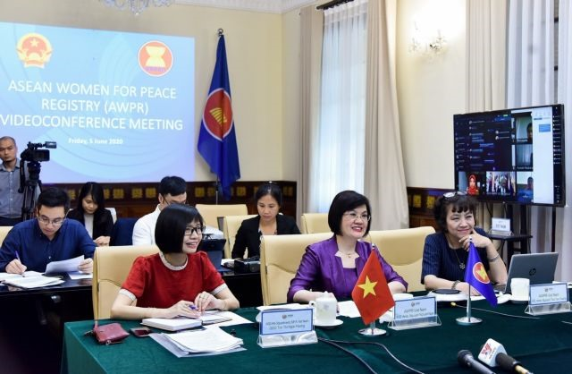 ASEAN works to empower women