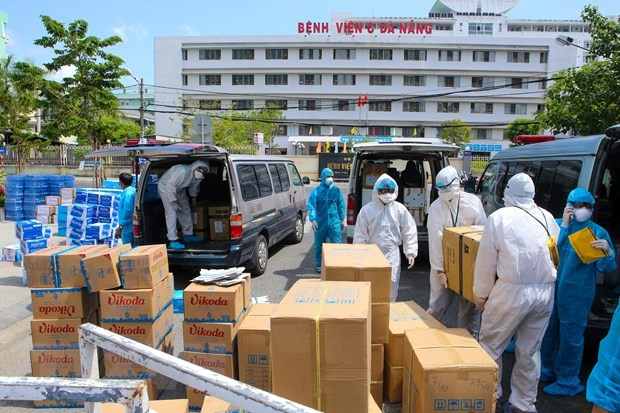 45 new cases of COVID-19 in Việt Nam in Đà Nẵng