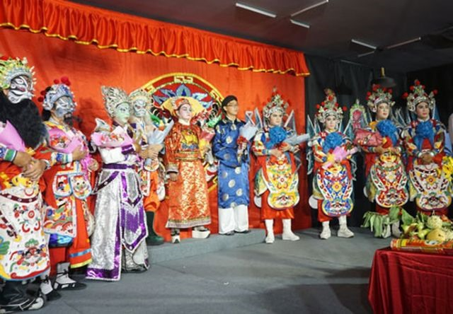 New art programme preserves tuồng