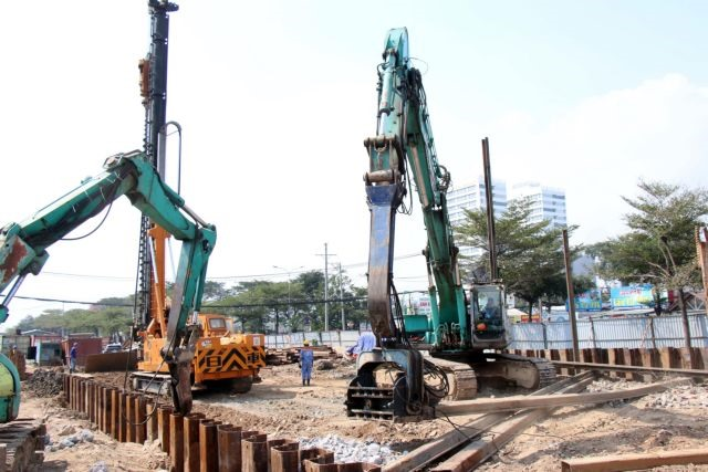 HCM City speeds up construction of key traffic infrastructure after lifting COVID restrictions