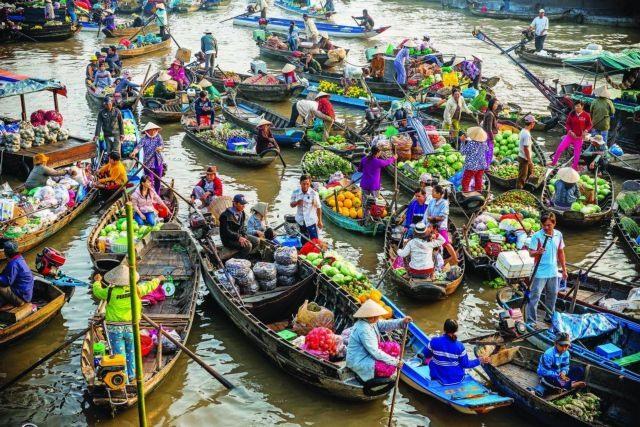 Cần Thơ promotes green tourism at Cái Răng Floating Market
