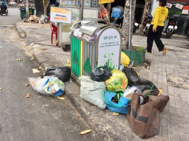 HCM City to have 80% of waste sorted at source