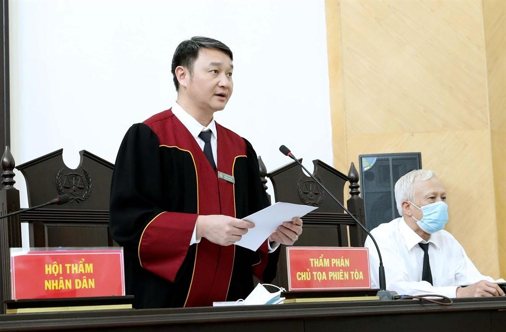 14 defendants sentenced to prison in Nhật Cường case