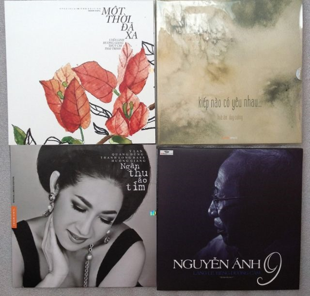 Vinyl records make a comebackin Việt Nam
